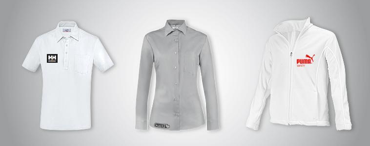 Service Übersicht Textil