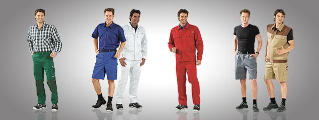 Berufskleidung Handwerk