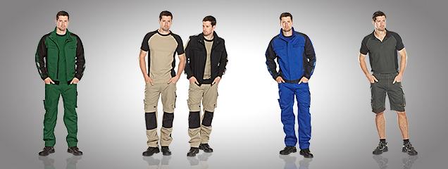 Berufskleidung Industrie