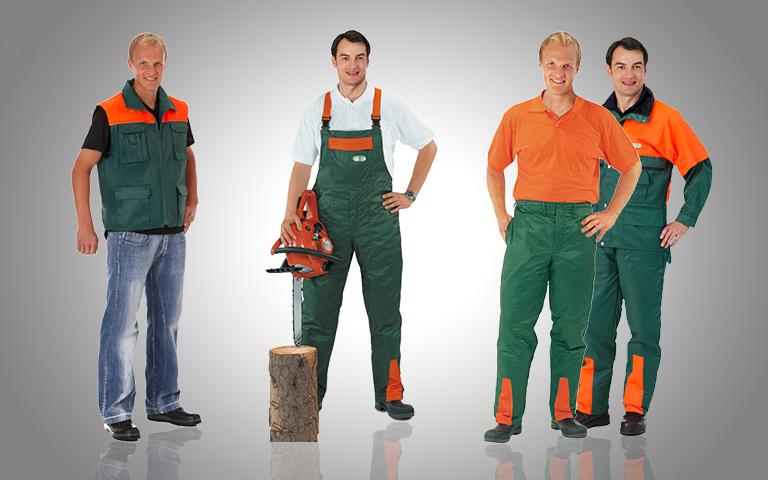 Berufskleidung Forstschutz