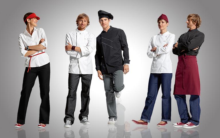 Berufskleidung Gastronomie