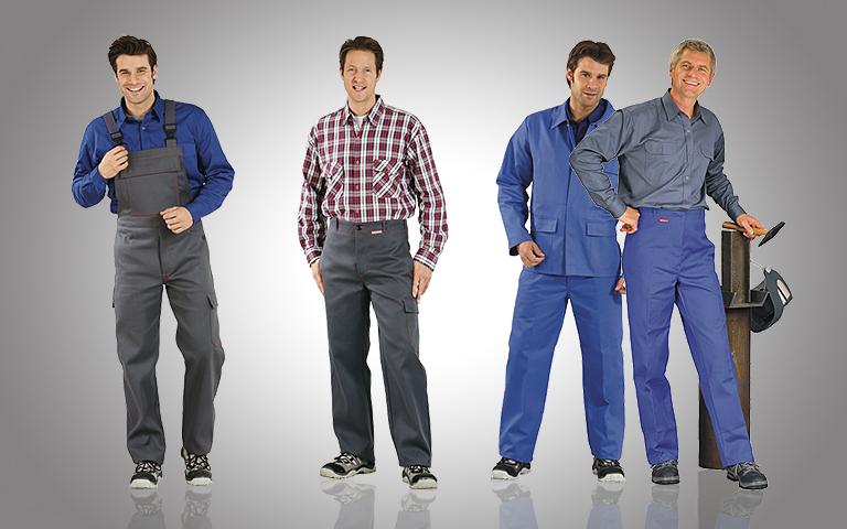 Berufskleidung Schweißer