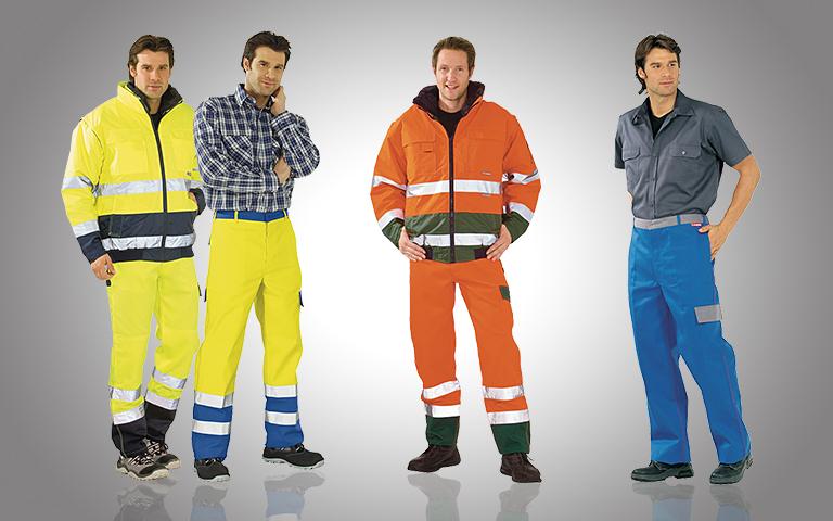 Berufskleidung Warnschutz